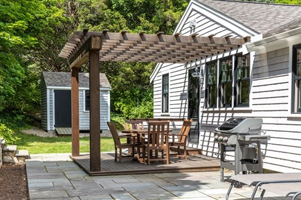 Dennis Cape Cod vacation rental - Great Outdoor Space