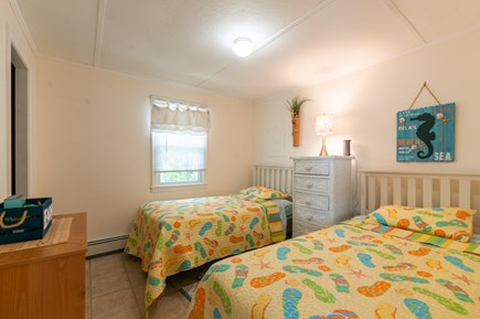 East Sandwich Cape Cod vacation rental - Bedroom with Twins