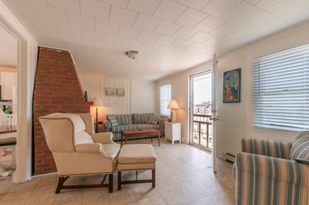 East Sandwich Cape Cod vacation rental - Living area