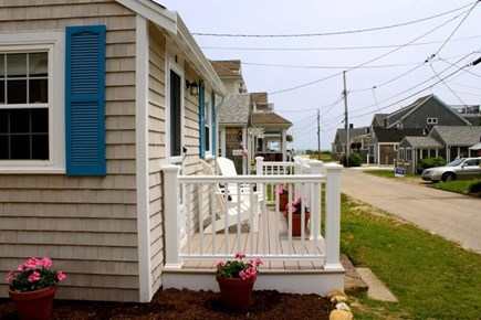 Mashpee Cape Cod vacation rental - Street View