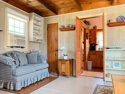 Mashpee Cape Cod vacation rental - Sitting Area.