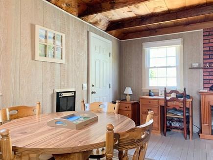 Mashpee Cape Cod vacation rental - Kitchen Table
