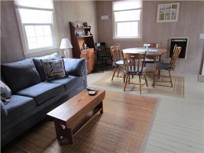Mashpee Cape Cod vacation rental - Living Room/dining room