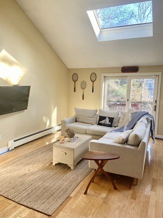 West Falmouth Cape Cod vacation rental - Comfortable living area.
