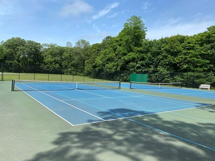West Falmouth Cape Cod vacation rental - West Falmouth Public Tennis Courts