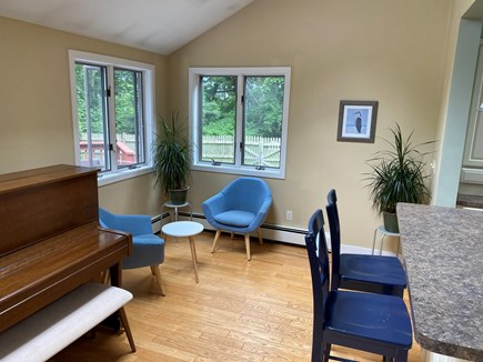 West Falmouth Cape Cod vacation rental - Morning coffee or night time beverage.