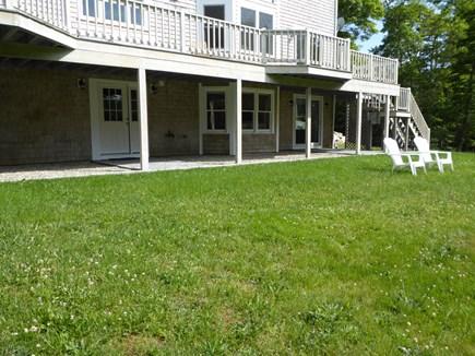 Falmouth Cape Cod vacation rental - Entrance