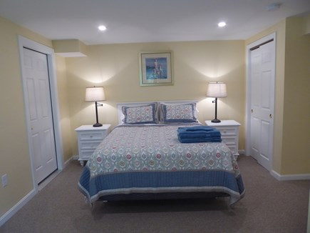 Falmouth Cape Cod vacation rental - Bedroom #1