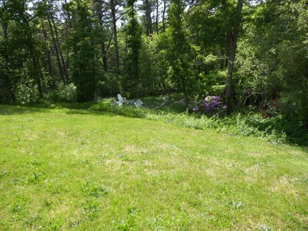 Falmouth Cape Cod vacation rental - View from entrance