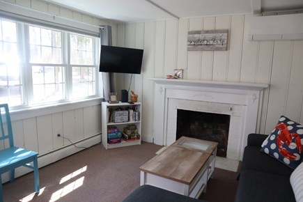 Dennis Cape Cod vacation rental - Sunny and comfortable living room