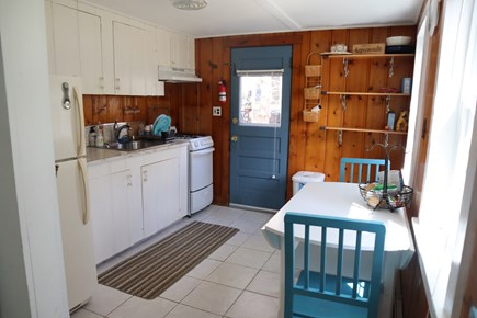 Dennis Cape Cod vacation rental - Cozy kitchen with all you need