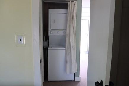 Dennis Cape Cod vacation rental - Washer/dryer