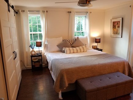 Sandwich Cape Cod vacation rental - King bedroom