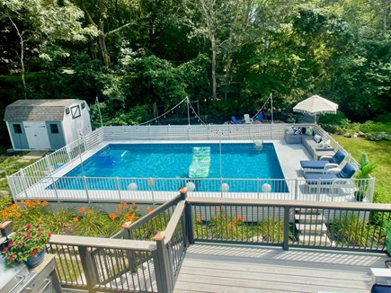 Sandwich Cape Cod vacation rental - Pool