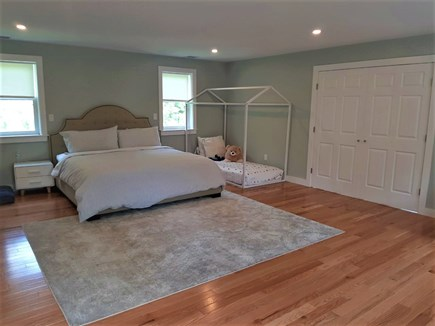 Sandwich Cape Cod vacation rental - Master bedroom suite with King and Youth bed
