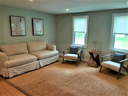 Sandwich Cape Cod vacation rental - Front room living area