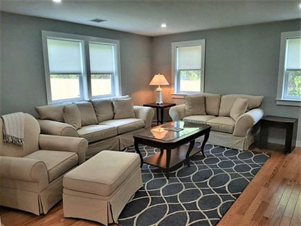 Sandwich Cape Cod vacation rental - Spacious Family Room with large TV