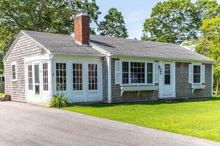 Dennis Cape Cod vacation rental - Exterior front