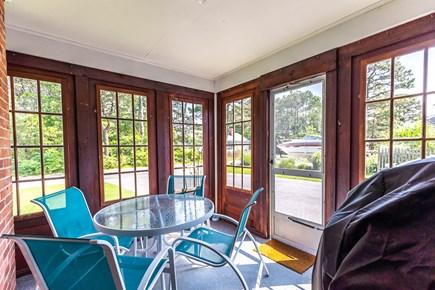 Dennis Cape Cod vacation rental - Screened porch