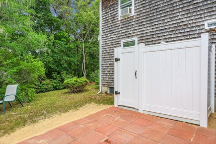 Eastham Cape Cod vacation rental - Outdoor shower area