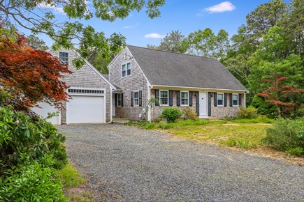 Eastham Cape Cod vacation rental - Exterior view from street