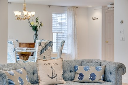Eastham Cape Cod vacation rental - Nautical inspired décor