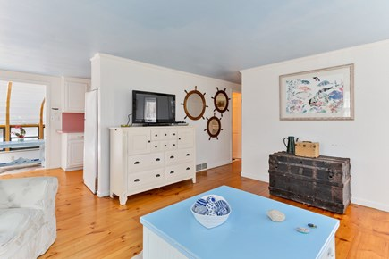 Falmouth Cape Cod vacation rental - View from one corner of family room