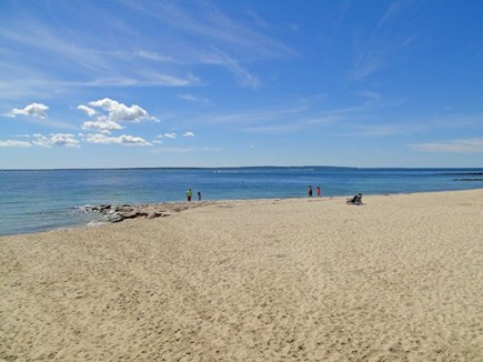 Falmouth Cape Cod vacation rental - Walk to Falmouth Heights Beach just 4/10 mile away