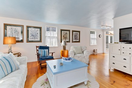 Falmouth Cape Cod vacation rental - View from another angle of family room