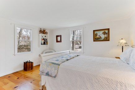 Falmouth Cape Cod vacation rental - One of the queen bedrooms