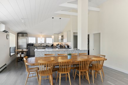 Wellfleet Cape Cod vacation rental - Dining Area Main Floor