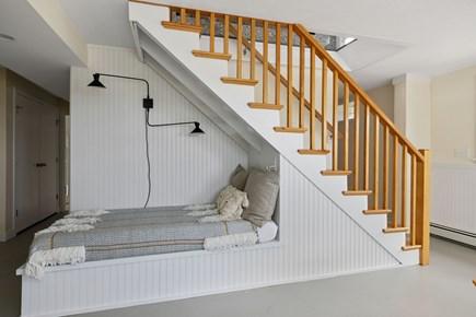 Wellfleet Cape Cod vacation rental - Twin Bed in Reading Nook