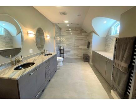 North Falmouth Cape Cod vacation rental - Master Bath