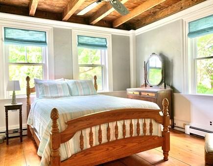 Brewster Cape Cod vacation rental - Queen bedroom on 1st floor