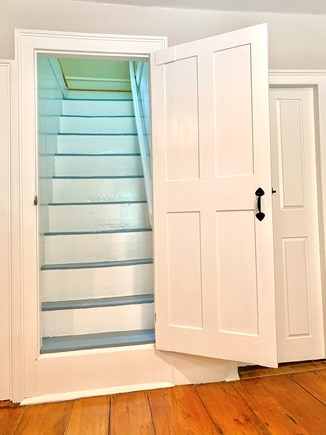 Brewster Cape Cod vacation rental - Captain's stairs
