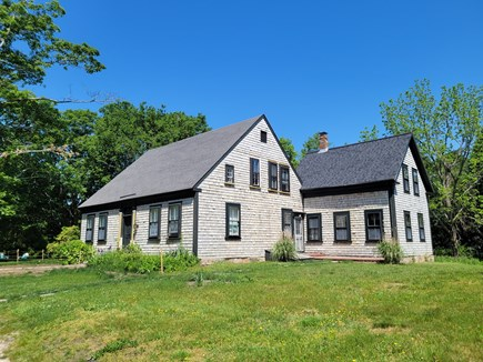 Brewster Cape Cod vacation rental - View of house from Brier Lane