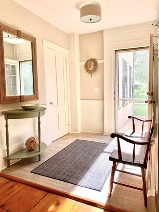 Brewster Cape Cod vacation rental - Side entryway