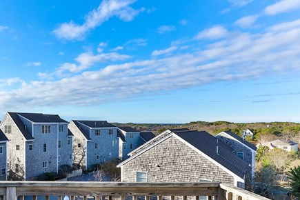 Provincetown Cape Cod vacation rental - Views from 3rd floor deck