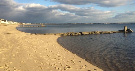Provincetown Cape Cod vacation rental - The harbor beach for a walk or a swim, enjoy the changing tides.