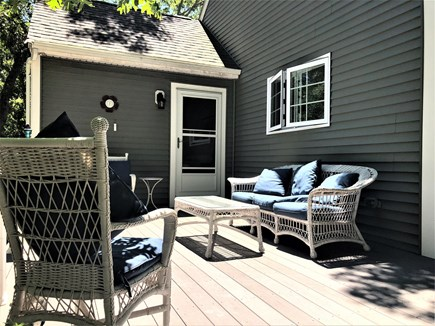Harwich Cape Cod vacation rental - Relax in the sunshine