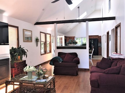 Harwich Cape Cod vacation rental - Lounge area