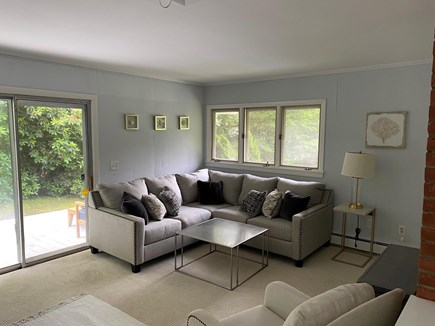 Barnstable, Osterville Cape Cod vacation rental - Family room