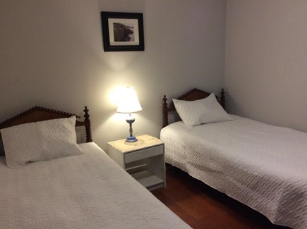 South Dennis Cape Cod vacation rental - 2nd Bedroom - 2 twin beds