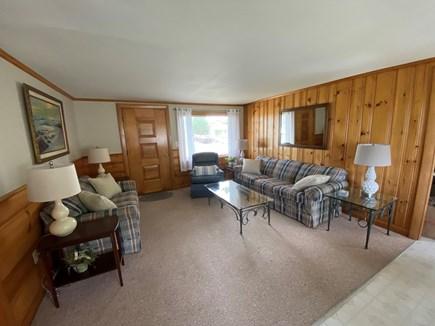 West Dennis Cape Cod vacation rental - Living room area