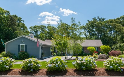 West Barnstable Cape Cod vacation rental - Street view of house