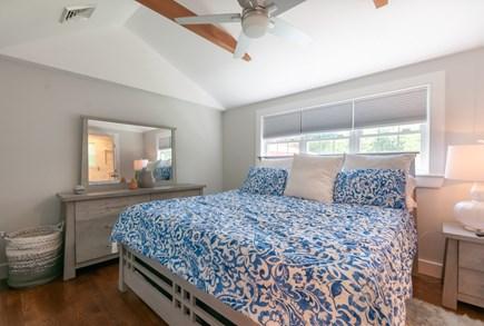 West Barnstable Cape Cod vacation rental - Bedroom with King and En Suite Bath