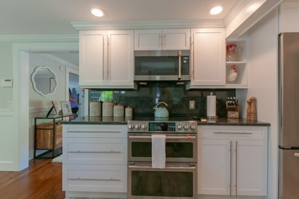 West Barnstable Cape Cod vacation rental - Fully equipped contemporary Kitchen