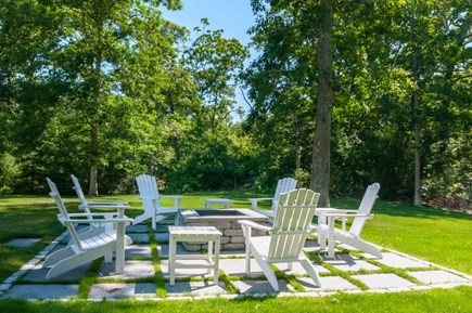 West Barnstable Cape Cod vacation rental - Enjoy evenings gathered around the firepit...and s'mores!
