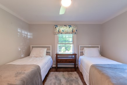 West Barnstable Cape Cod vacation rental - Bedroom with 2 Twins