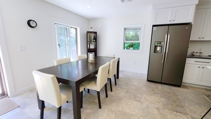 Wellfleet Cape Cod vacation rental - Dining table with plenty of seating